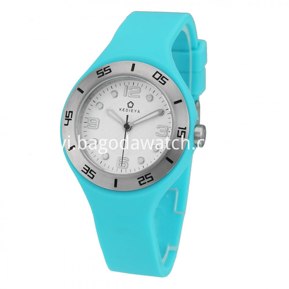 Rollex Silicone Strap Watches