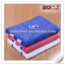 China grande oferta barata toalha de banho de algodão pano rosto toalhas de mão por atacado