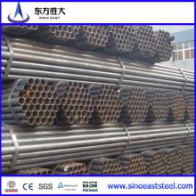 Tubería de acero roscada ASTM A53 B