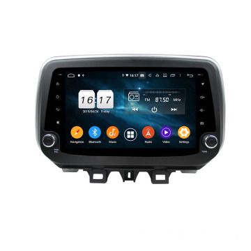 2018 IX35 Tucson Autoradio-DVD-Player