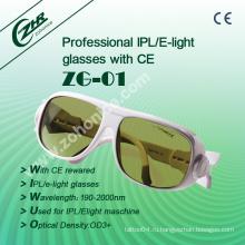Интенсивные импульсные лазерные IPL очки Zg-02