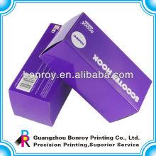 Boîte de papier de luxe / boîte de papier d'art / boîte de bracelet en papier