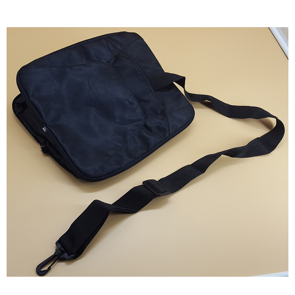 Smart Foldable Travel Bag with Hidden Shoulder Belt