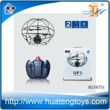 2014 Nouveau arrivé RC 2ch mini ovni robotique avec gyroscope, hélicoptère ovni robotique H134751