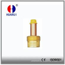 45V116 Gas Collet Linsenkörper von WIG-Schweißen Ersatzteile