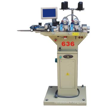 machine de liaison de chaussettes automatique informatisée