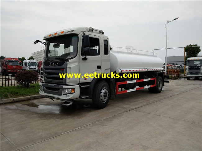 10ton Clean Water Tank Trucks