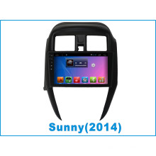 Android System Auto DVD GPS für Sunny 9 Zoll Touchscreen mit Navigation / Bluetooth