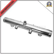 304/316 aço inoxidável Duplex bomba colector de descarga (YZF-PM04)