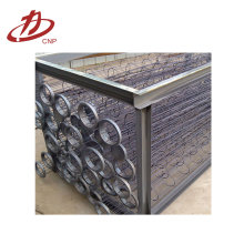Industrial dust colelctor filter bag support /filter cage
