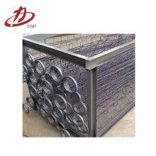 Промышленная пыль colelctor фильтр мешок /поддержка клетки фильтра