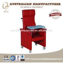 Handicap Möbel Krankenhaus Hoch Rückenlehne Stuhl für ältere Menschen