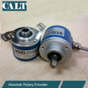 Absolute Encoder measuring angle encoder Waterproof and oil proof Rotary Encoder IP67