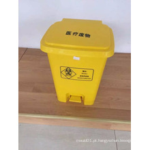 25L Waste Collecting Plastic Garbage Bin for Sales