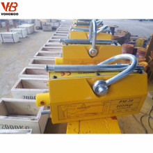 steel plate lifting magnets manual permanent magnetic lifter