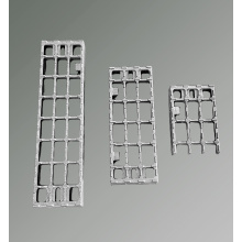 Metal Casting Technology Aluminum Footstep for Excavator