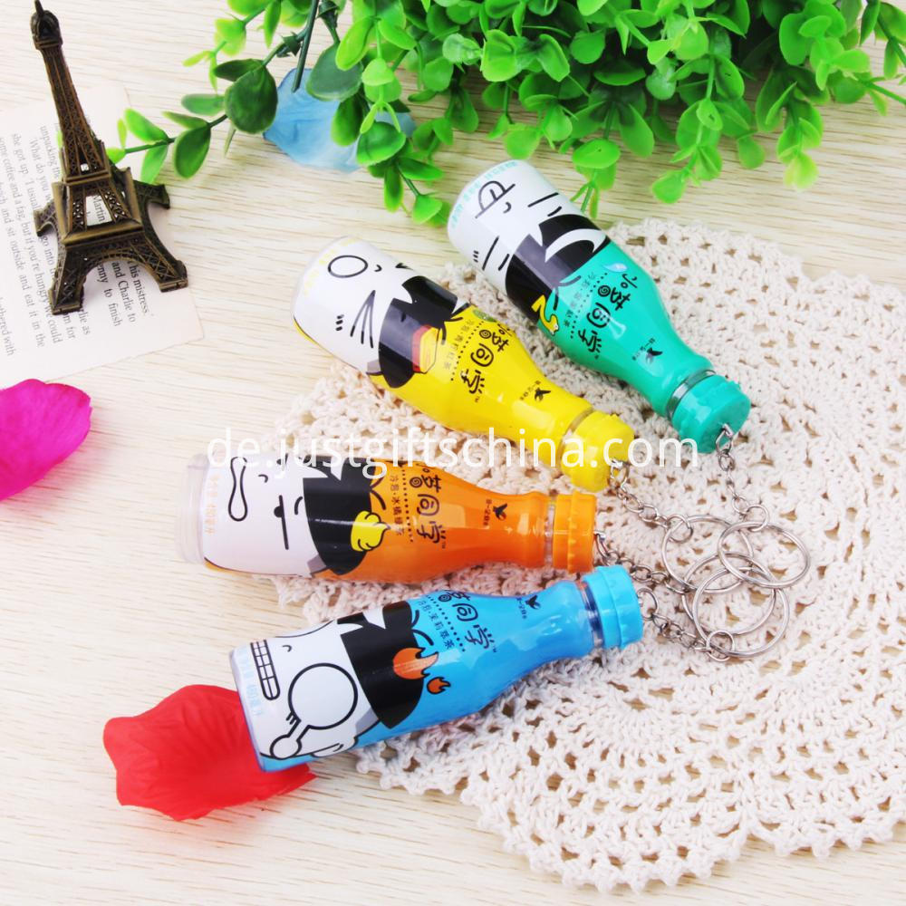 Bottle Shaped Pens