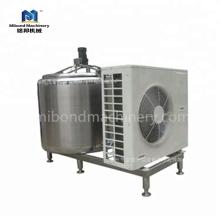 (100L-200L) Edelstahl-Milchkühltanks Preis / Kühllagertank / Milchverarbeitung zu verkaufen