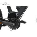 Bafang DIY BBS02 48 V 750 Watt mittelantrieb motor kit für elektrische fahrrad 2018