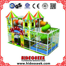 Indoor Kids Play Equipment for Daycare Center