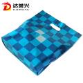 quality customized die cut plastic bag