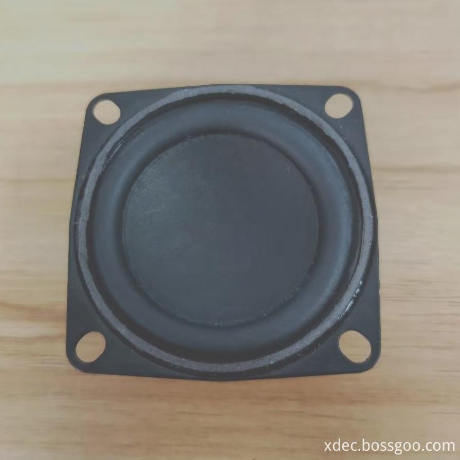2 inch neodymium speaker driver