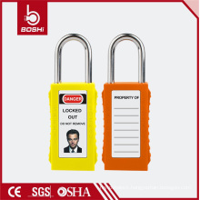 38mm Good Sales Long Body Safety Padlock (BD-G81)