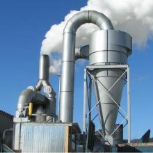 Precio competitivo del colector de polvo de ciclón industrial