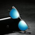 Gafas de sol polarizadas de alta calidad de roble de China uv400