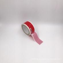 Cinta de transferencia de VOID de seguridad / logotipo personalizado impresión de cinta vacía de embalaje