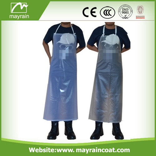 Low Price Adult PE Apron