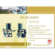 Engranajes de seguridad eléctrica (SN-SG-AQZIV)
