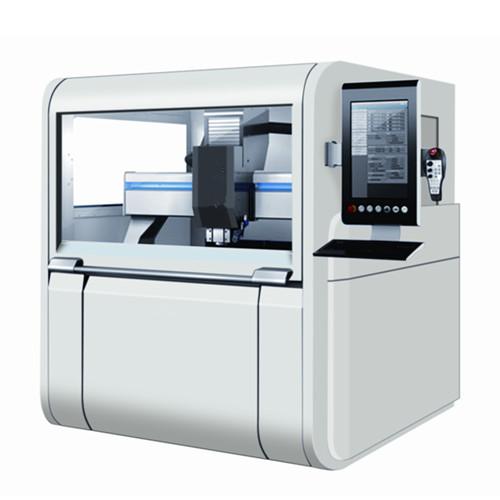 High Rigidity Glass Panel Engraving Machine
