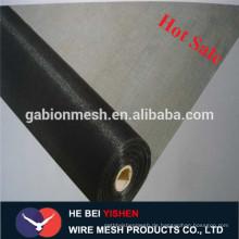 Heiße Verkauf schwarze Drahtgeflechte direkte Fabrik