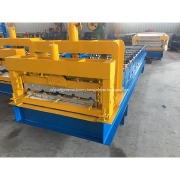 Cold Steel Glazed Tile Roll Forming Machine