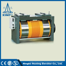 Gearless Elevator Machine Compact Gear Motor