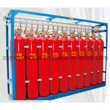 40L Firefighting CO2 Gas Cylinders (WMA219-40-15)