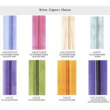 Nylon Zipper Kette