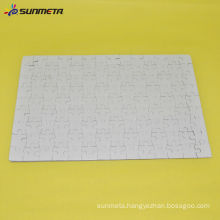 Direct Factory Hot Selling Custom Paper Sublimation Blank Printable Jigsaw Puzzle 126pcs