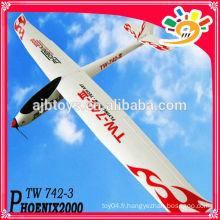Modèle modèle EPO rc Excellente expérience volante Phoenix 2000 EPO TW 742-3 RC Planeur Lanyu hobby Avion rc