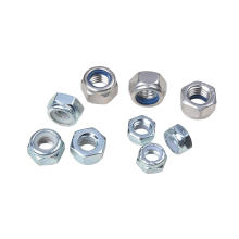 Nylon Insert Hex Lock Nut DIN985 (CZ476)