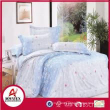 100polyesterbed cubre sábanas y almohadas, fabricantes de juegos de sábanas en China