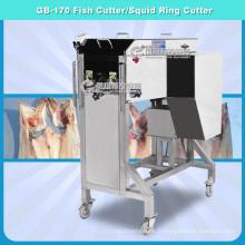 Machine de désossage de poissons de type moyen, découpeuse F-GB-170 de filet de poisson