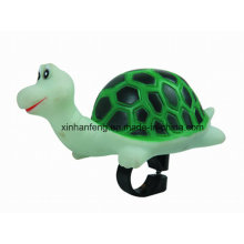 Torse de tortue de dessin animé en PVC à bicyclette (HEL-149)