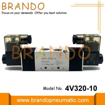3/8 '' NPT 4V320-10 Airtac Type Pneumatic Air Valve