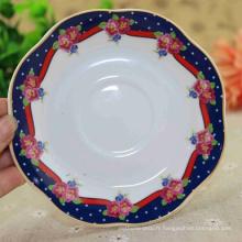Plaque de mélamine divisée par Chine professionnelle de nouvelle production de porcelaine