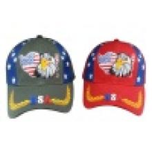Gorra de béisbol con logotipo bordado Bbnw56