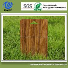RoHS Standad Decoration Wood Effect Powder