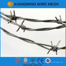 Китай Поставщик ПВХ покрытием колючей проволоки Mesh