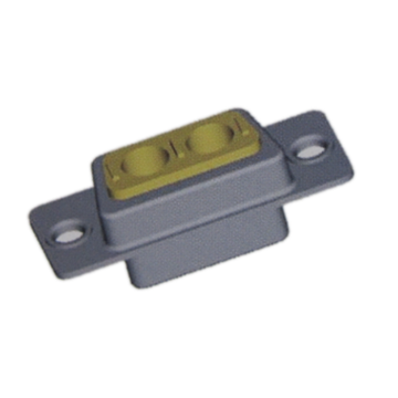 D-SUB Гнездо 2W2 Power Coaxial Connector Паяльная чашка
